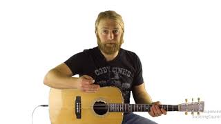 Shoot Me Straight   Guitar Lesson And Tutorial   Brothers Osborne