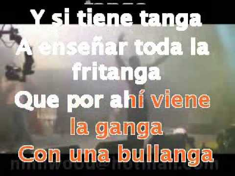 Cumbia de los aburridos Calle 13