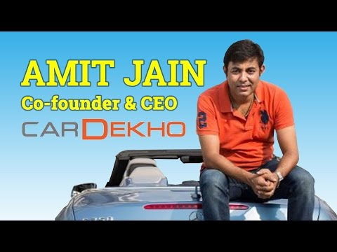 We will make two overseas acquisitions in six months: CarDekho's Amit Jain