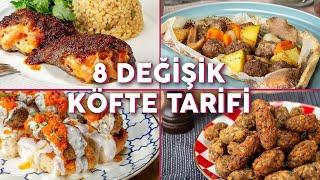 Klasik Köfte Yapmaktan Sıkılanlara 8 Değişik Köfte Tarifi - Köfte Tarifleri | Yemek.com