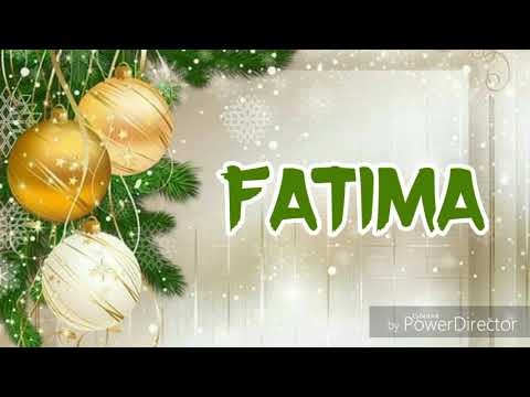 Download 💞Your name💑 video 💕* FATIMA *💕 || With Song🎶 WhatsApp status🎻 || HD Mp4 HD Video and MP3
