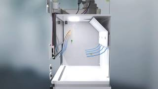 Lab Fume Hood Animation