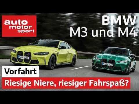 BMW M3 & M4 (2021): Ist die neue Generation wirklich besser? – Fahrbericht/Review | auto motor sport
