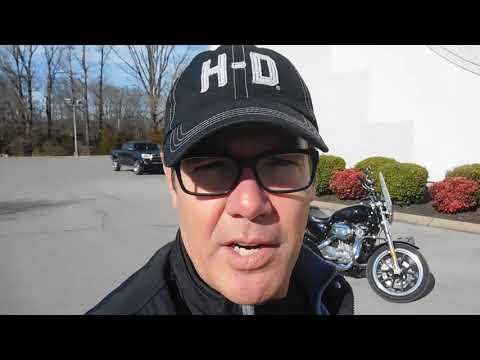2019 Harley-Davidson Sportster SuperLow at Bumpus H-D of Murfreesboro