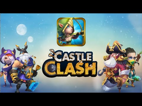 Video of Castle Clash: Age of Legends