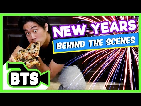 First Video of the Year! (BTS)