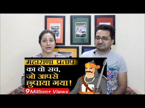 Pakisatni Reacts to महाराणा प्रताप का वो सच जो आपसे छुपाया गया | Case Study | Dr Vivek Bindra