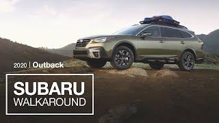 Video 0 of Product Subaru Legacy Sedan & Outback Wagon (7th Gen)