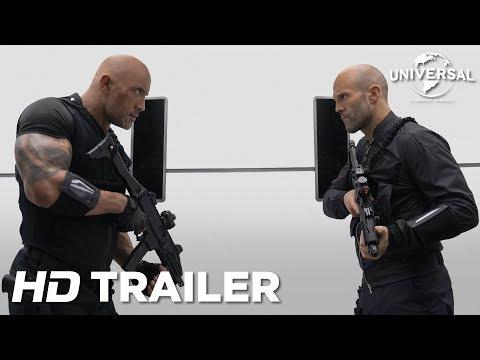 Rápido & Furioso: Hobbs & Shaw trailer