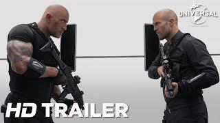 Rápidos y Furiosos: Hobbs & Shaw – Tráiler 2 (Universal Pictures) HD