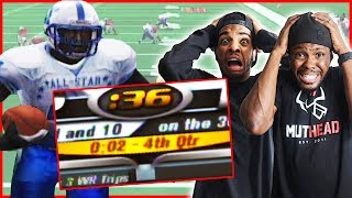 THE GREATEST COMEBACK ON YOUTUBE??? - NFL Fever 2004 | #ThrowbackThursday