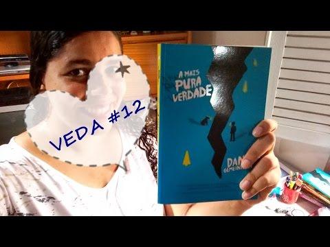 VEDA #12: Resenha do Livro A Mais Pura Verdade, de Dan Gemeinhart