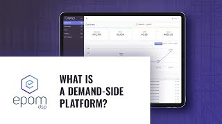 What is a demand-side platform (DSP)?