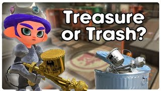 Aerospray: Trash or Treasure?