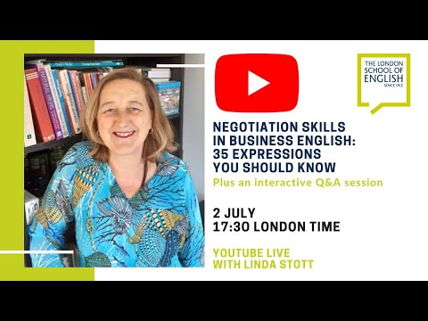 Negotiation skills in business English: 35 expressions you should ...
