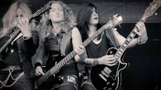 BACK IN BLACK - performed live by SHE'S GOT BALLS - Ladies' Tribute to AC/DC