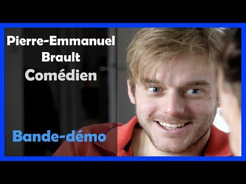 Pierre-Emmanuel Brault - Comédien - Bande-démo 2.0