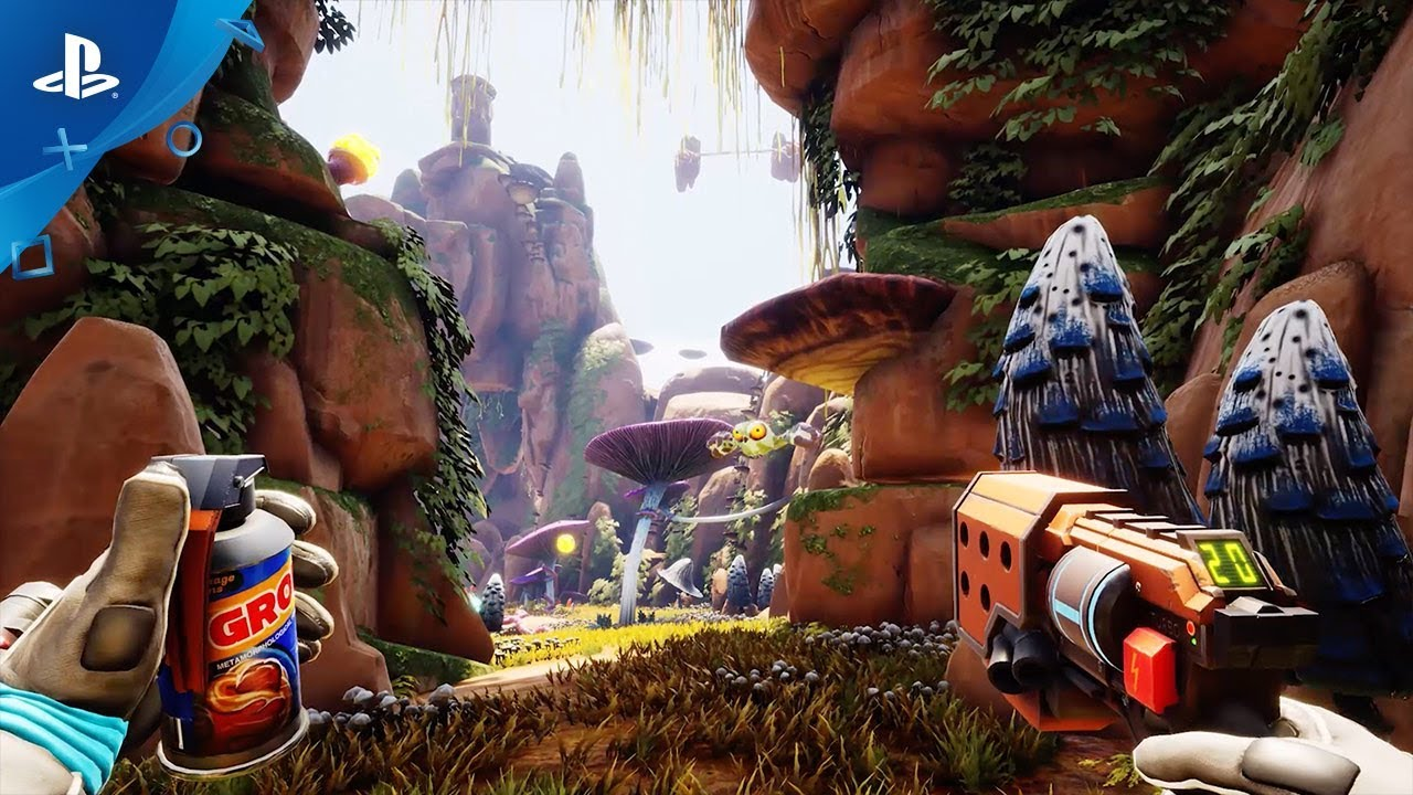 Journey to the Savage Planet Lifts Off on PS4 January 28