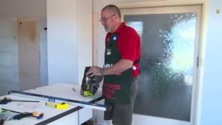 How To Cut Laminate Benchtop - DIY At Bunnings