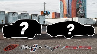 BUYING 2 MUSCLE CARS IN 1 DAY!