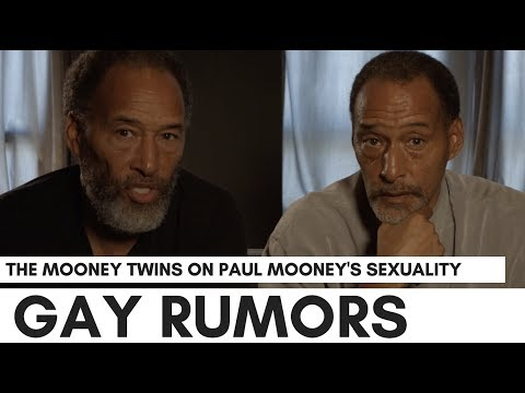 "Paul Mooney's Sons On Dad's Gay Rumors & Pryor Jr. Confession: ""He Can't Be Gay.."" - Mooney Twins"