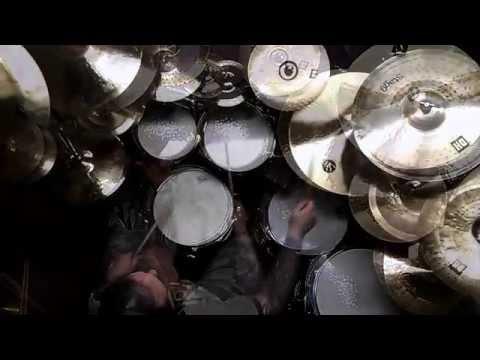 "Stagg 18"" DH Exo Medium Thin Crash - Demo with mics - James Chapman"
