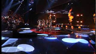 Ruslana - Wild Dances (Ukraine) - LIVE - 2004 Eurovision Song Contest