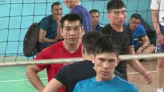 Новосибирск шаары Волейбол кыргызстан 04.05.2018