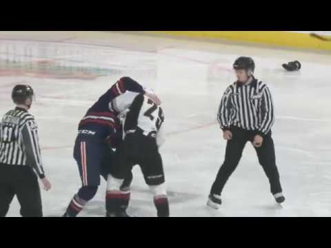 Daylan Kuefler vs. Tanner Brown