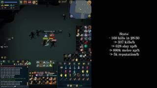 RuneScape | Imperial Guard Akh Slayer Task (w/ Melee)