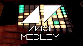 Avicii Medley (live launchpad mashup)