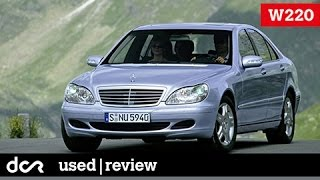 Mercedes-Benz S klasė (W220) 1999 - 2006