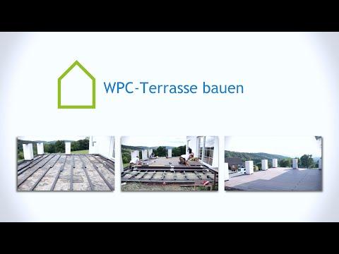 WPC-Terrassendielen verlegen | casando Ratgeber