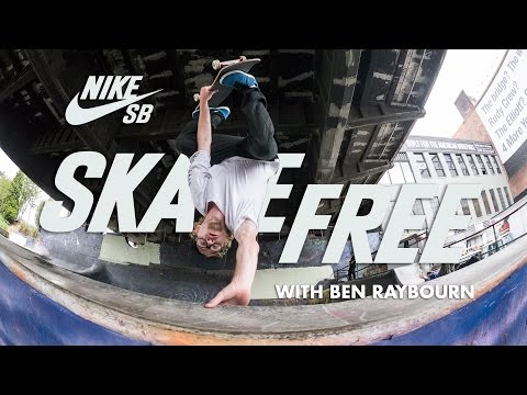 Skate Free | Ben Raybourn's Daily Tour Around his Home in Portland | Ben Raybourn