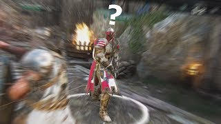 For Honor Beta - Confounding some random guy