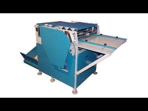 Rotary File Creasing Machine