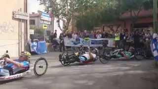 preview picture of video 'Parakolarski Puchar Świata UCI (Castiglione della Pescaia, ITA)'