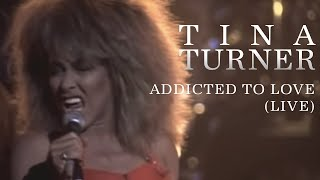 Tina Turner - Addicted To Love