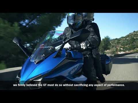 2022 Suzuki GSX-S1000GT+ in San Jose, California - Video 1