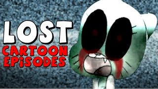 More CREEPIEST Lost Cartoon Episodes
