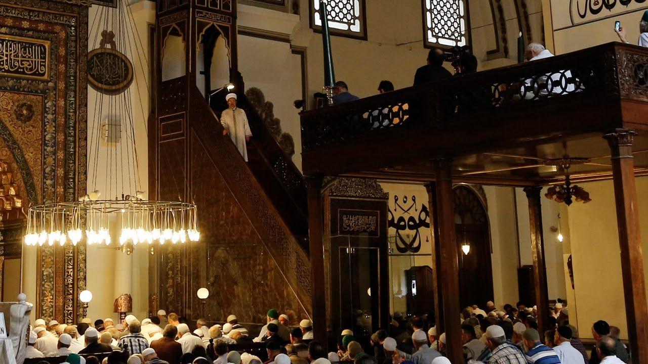 Bursa Ulu Cami I Cuma Hutbesi I 04.07.2014