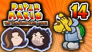Paper Mario TTYD: Krybaby Koops - PART 14 - Game Grumps