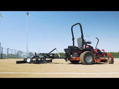 ABI Infield Grader – Infield Groomer For The Mower