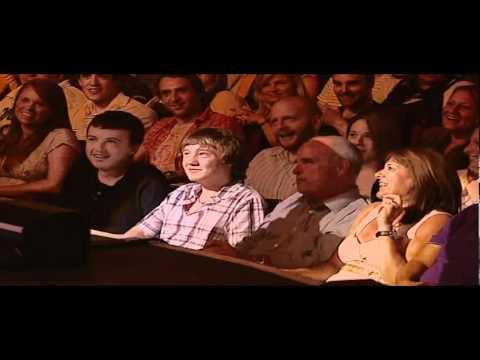 Comedian Frankie Boyle Making fun of family in his audience in a hilariously brutal fashion.