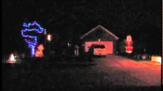 Farmer Christmas Lights 2011 - Jimmy Buffet Jingle Bells