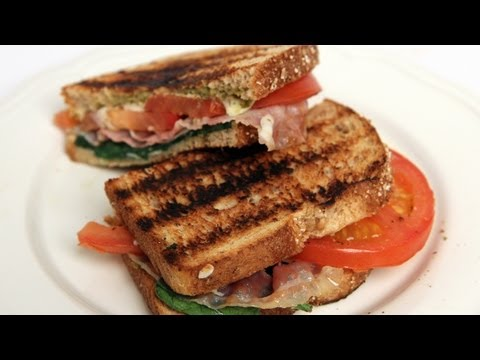 Italian BLT Panini- Laura Vitale – Laura in the Kitchen Episode 301
