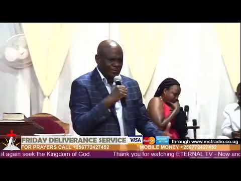 MCF Friday Deliverance Service - 28-June-2019 - xemphimtap com