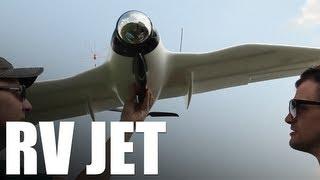 Flite Test - RV JET (FPV Flying Wing)