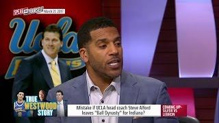 Will Lonzo Ball, Steve Alford leave UCLA at the same time? | SPEAK FOR YOURSELF