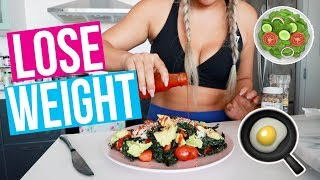 BREAKFAST RECIPES TO LOSE WEIGHT!!